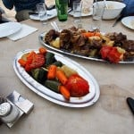 This beautiful lunch was lamb shank peka and roasted veges on the side! Delish!