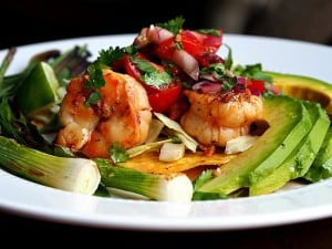 Grilled Chipotle Shrimp Tacos