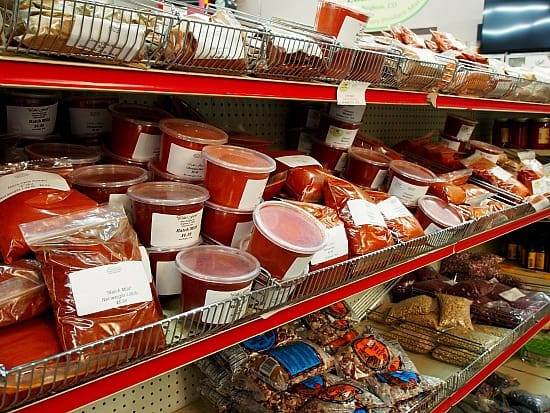 Seriously check out all the chili that LuLu's sells. Take your pick, they have everything!