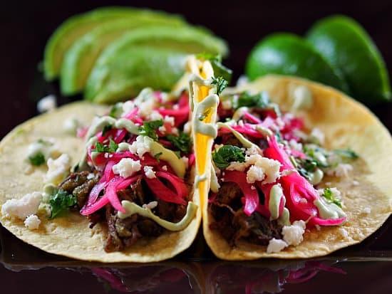 Beef Brisket Street Tacos Recipe