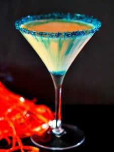 "Orange ""Crush"" a-Tini"