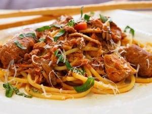 Italian Meat Sauce-Sunday Gravy