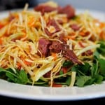 Corned Beef and Cabbage Salad