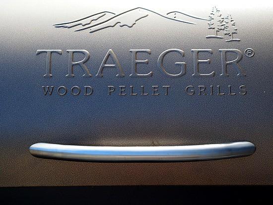 """My new """"love"""". It's my dream grill."""