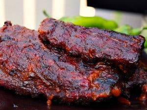 Green Chile BBQ Sauce & Dry Rub
