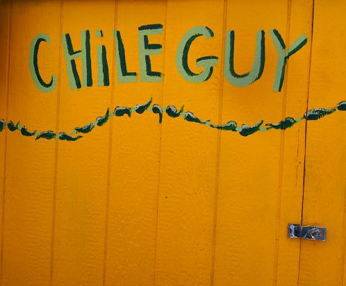 Not the Guy but the Chile Guy