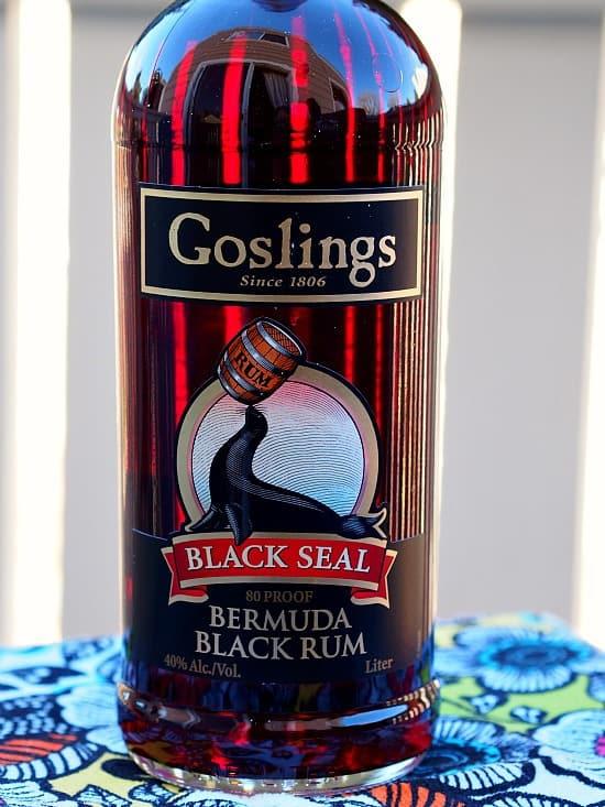 Goslings Black Rum