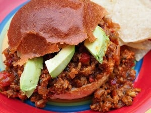 Mexican Sloppy Joe's