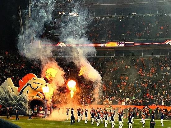 Broncos Game