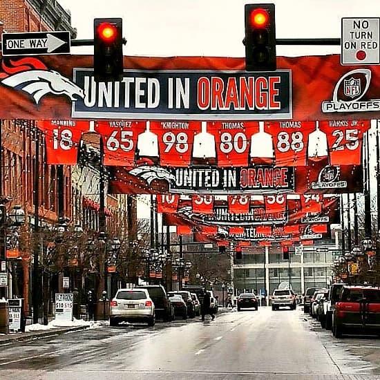 Denver Bronco's