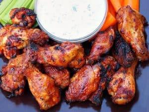 Cholula Honey Barbecued Wings