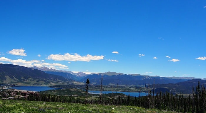 Summit County is one of the prettiest places in our state. I think that this pictures kinda explains itself!