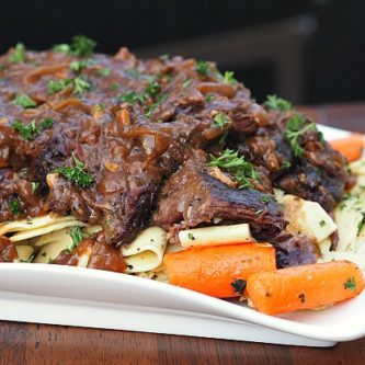 Pumpkin Ale Pot Roast