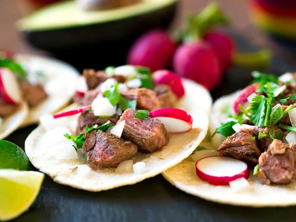 Street Tacos al Pastor