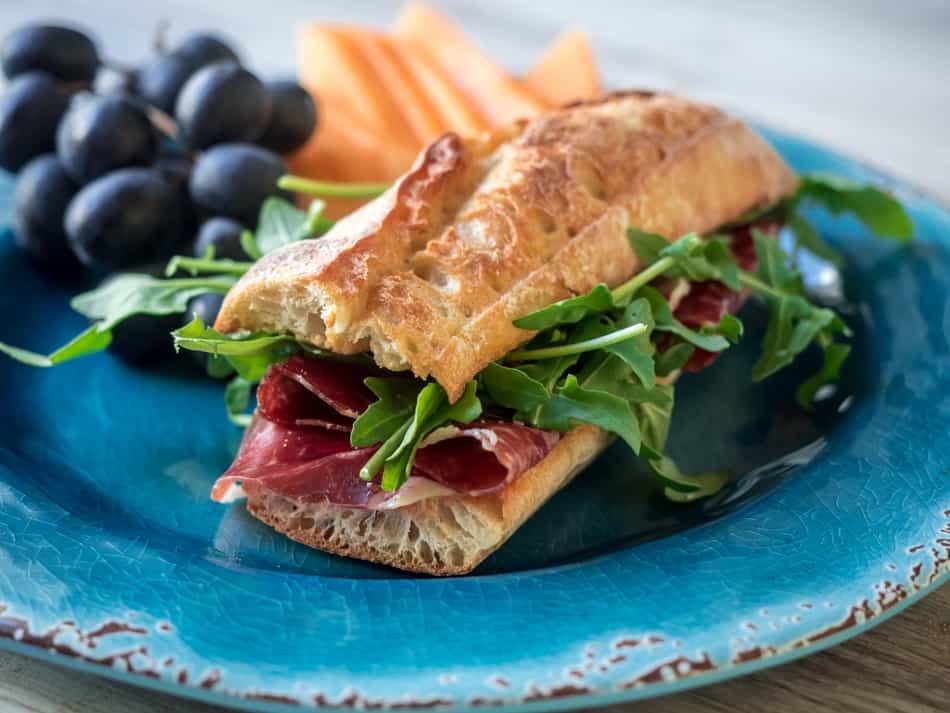 World's Greatest Simple Ham Sandwich
