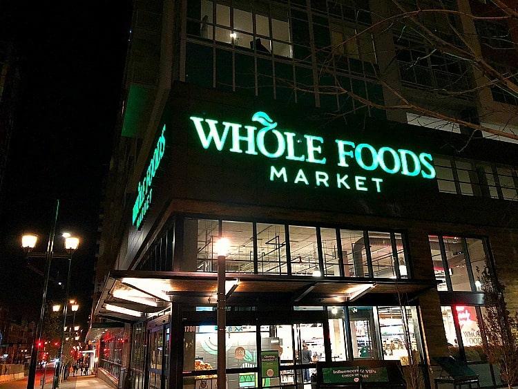 Whole Foods, Whole Foods Union Station
