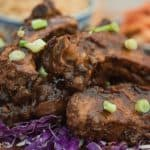 Korean Barbecue Ribs
