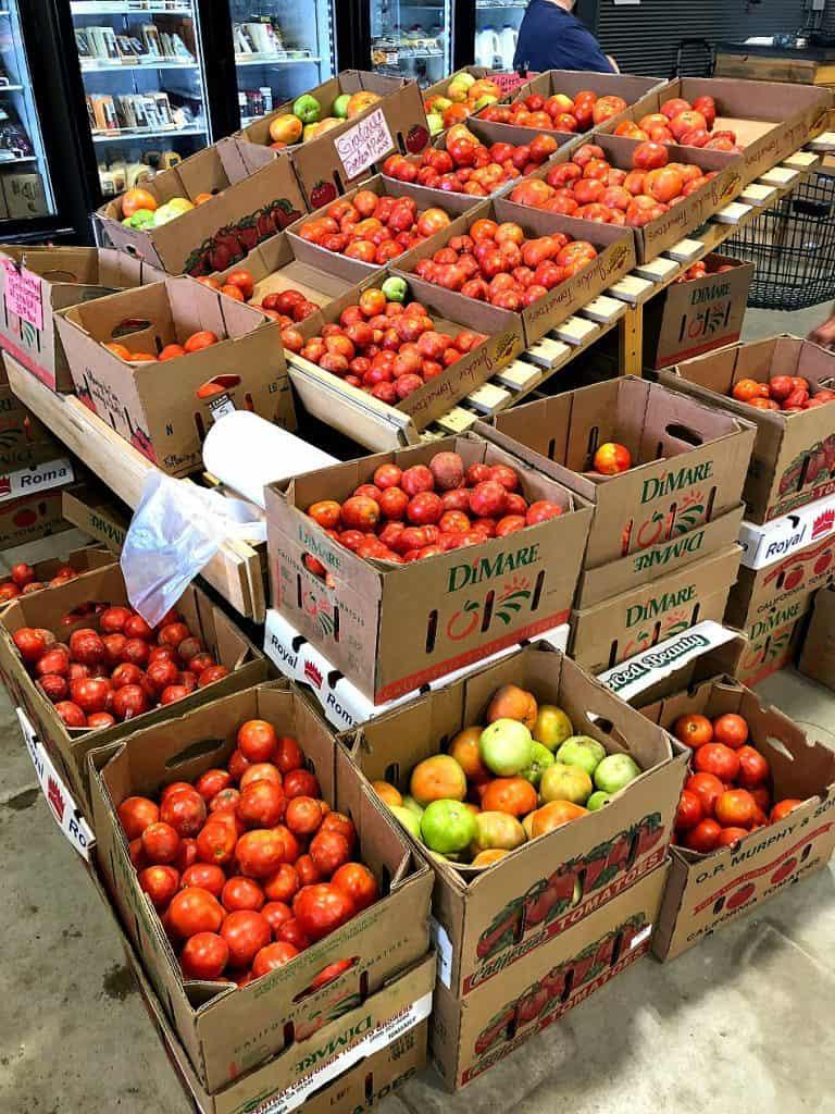 Lulu's Tomatoes