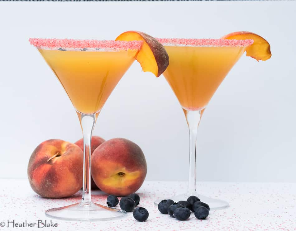 Peachy keen cocktail, peach nectar, cocktail recipe,
