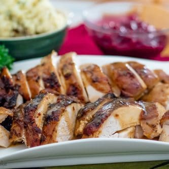 Chipotle Honey Glazed Turkey