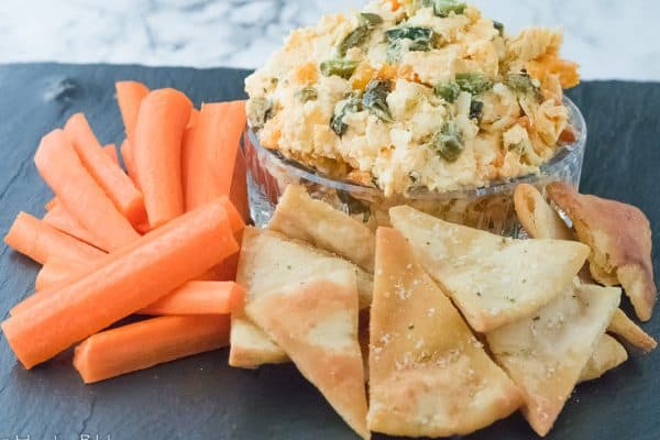 Best Ever Pimento Cheese
