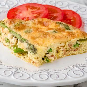 Easy Baked Frittata