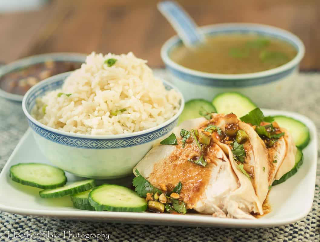 Weeknight Hainanese Chicken Rice Rocky Mountain Cooking